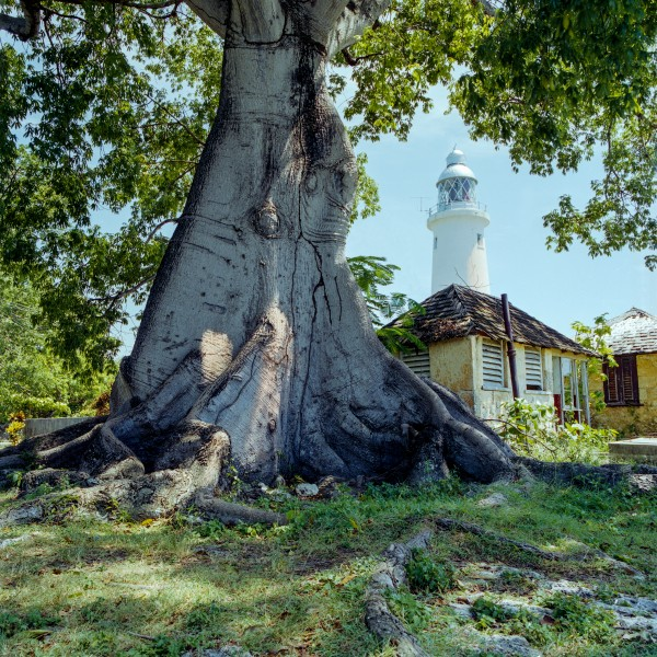 Negril Lighthouse ap 1515 by Artistic Photography