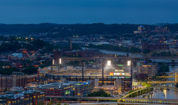 PNC Park apmi 1707 by Artistic Photography