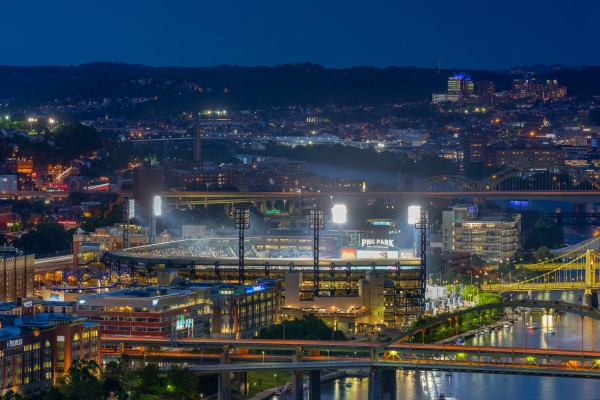 PNC Park apmi 1708 by Artistic Photography
