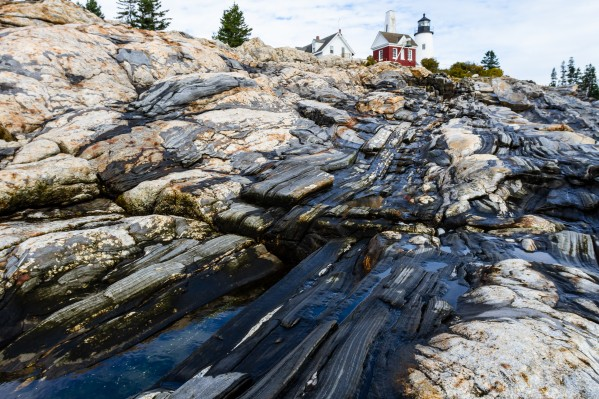 Pemaquid Light ap 1527 by Artistic Photography