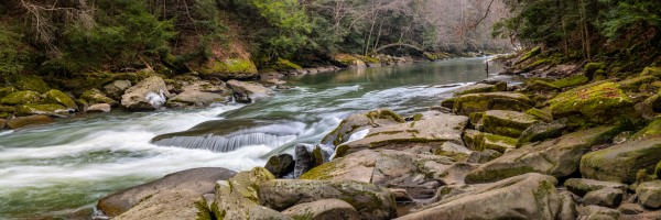 Slippery Rock Creek apmi 1744 by Artistic Photography