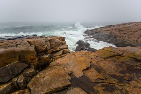 Splashing Waves ap 2265 by Artistic Photography