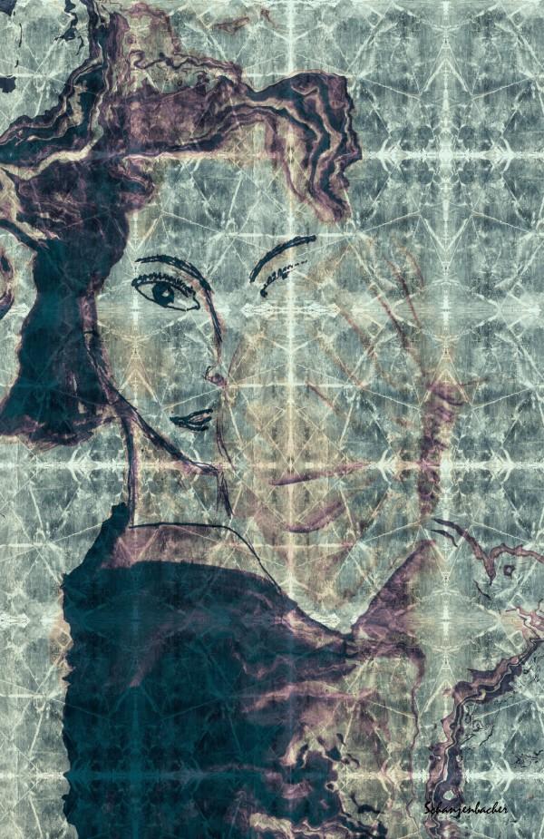 Mystery Dancer by Aurelia Schanzenbacher Sisters Fine Arts