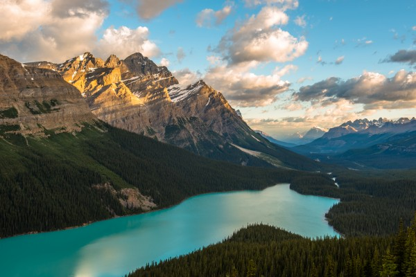 Peyto Lake 2 by Aurelio Matthew Leal