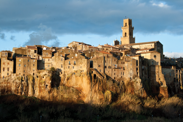 pitigliano by BBS Art