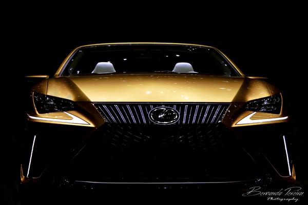 Lexus Car by BDLPhotography