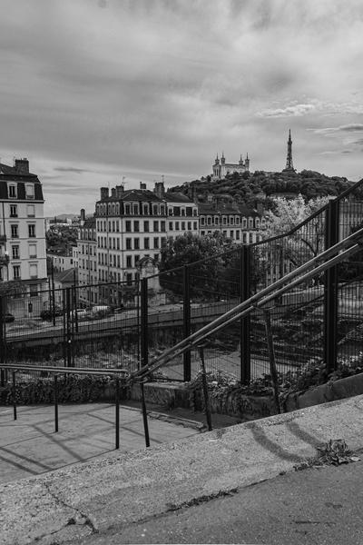 Vieux Lyon  by BDLPhotography