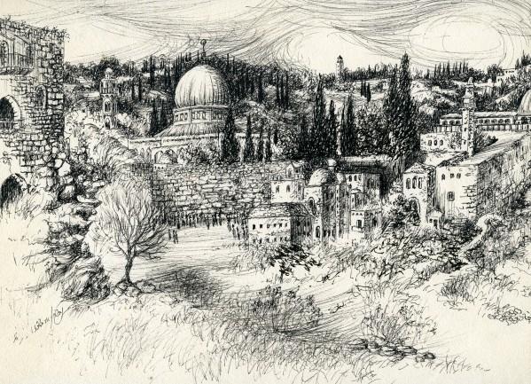 BNC1967-02 by Baruch Nachshon
