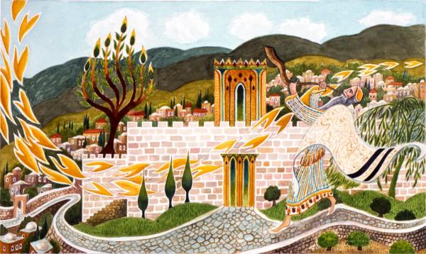 1989 16 by Baruch Nachshon