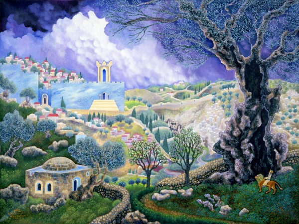 1993 038 by Baruch Nachshon
