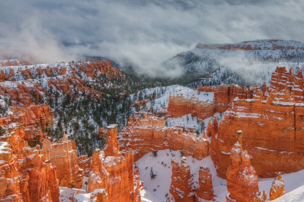 HOODOOS AND LIGHTPLAY by Bill Sherrell