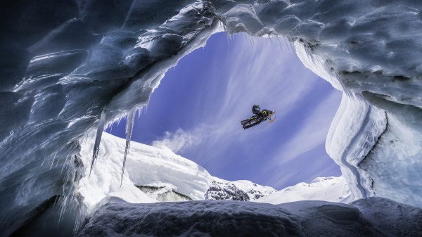 Crevasse Jump by Billy Stevens media