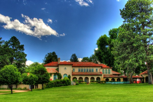 Villa Philmonte by Bob Vogt