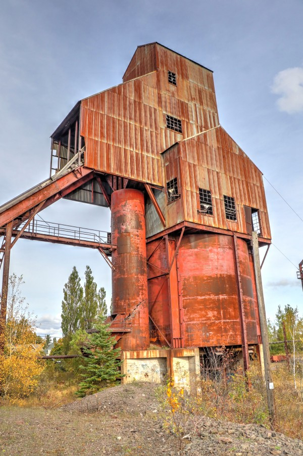 Copper Mine 2 by Bob Vogt