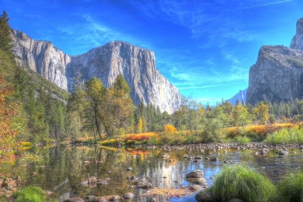 Yosemite by Bob Vogt