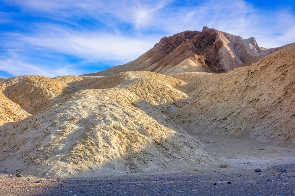 Badlands of Death Valley by Boehm Photography