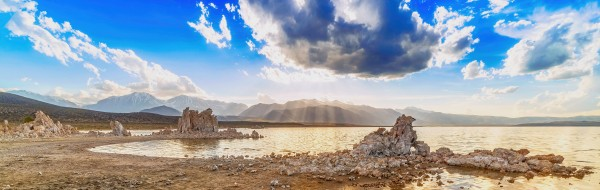Mono Lake Panorama by Boehm Photography