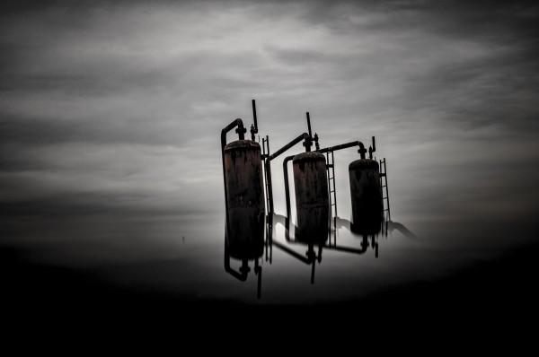 Reflected Vessel by Brad Jolly