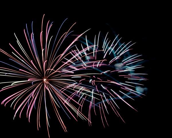 Fireworks by Brendan McMillan