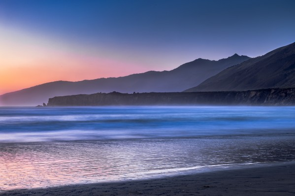 California Dream by Brendan McMillan