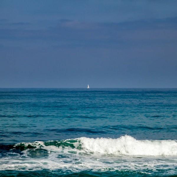 Sailing by Brendan McMillan