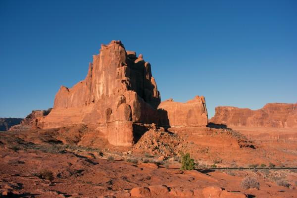 Desert Scape by Brent Luke Augustus