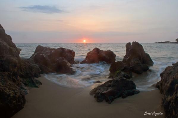 Tide Rolling by Brent Luke Augustus