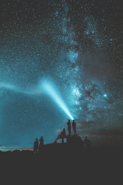 Milky Way by Brian Daniel