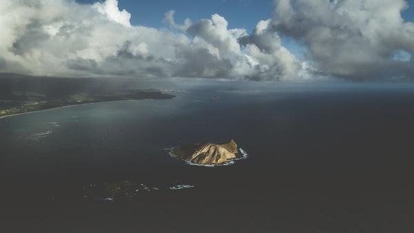 Rabbit Island by Brian Daniel
