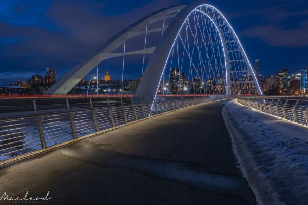 Walterdale_Bridge_NIK9895 by Brian Macleod