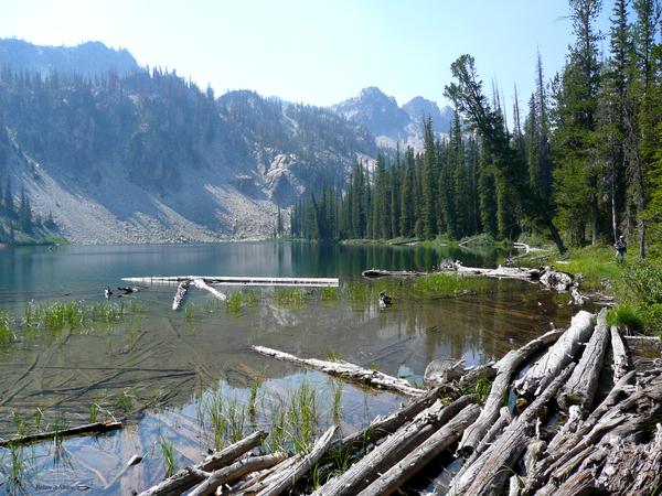 Sawtooth Lake by Brian Shaw
