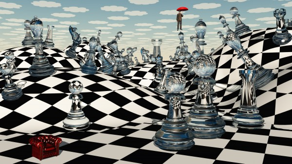 Fantasy Chess by Bruce Rolff