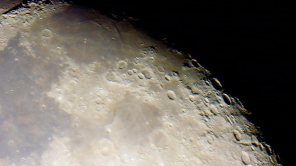 High Resolution Moon Image 2 by Bruce Swartz