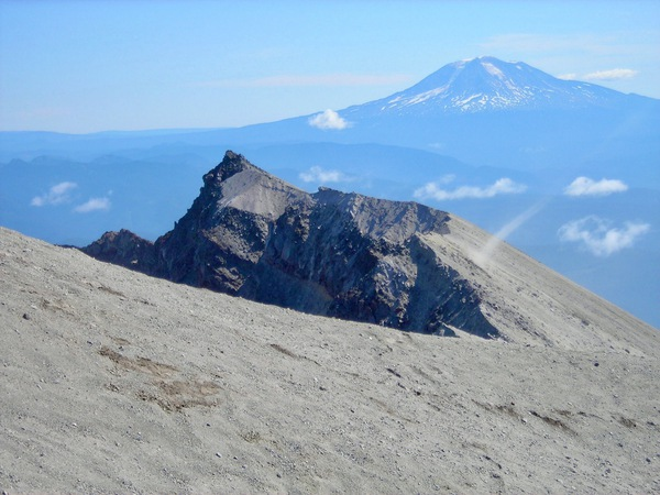 Mt. St. Helens Vortex by Bryan Bourn