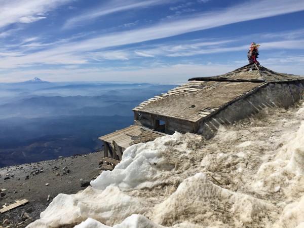 Mt. Adams Summit by Bryan Bourn