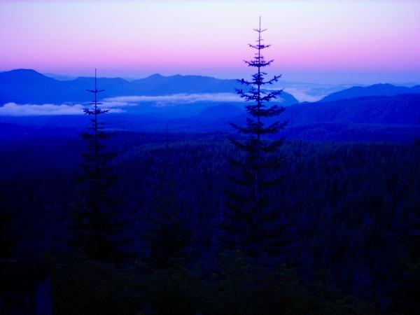 Mt. St. Helens Dawn by Bryan Bourn