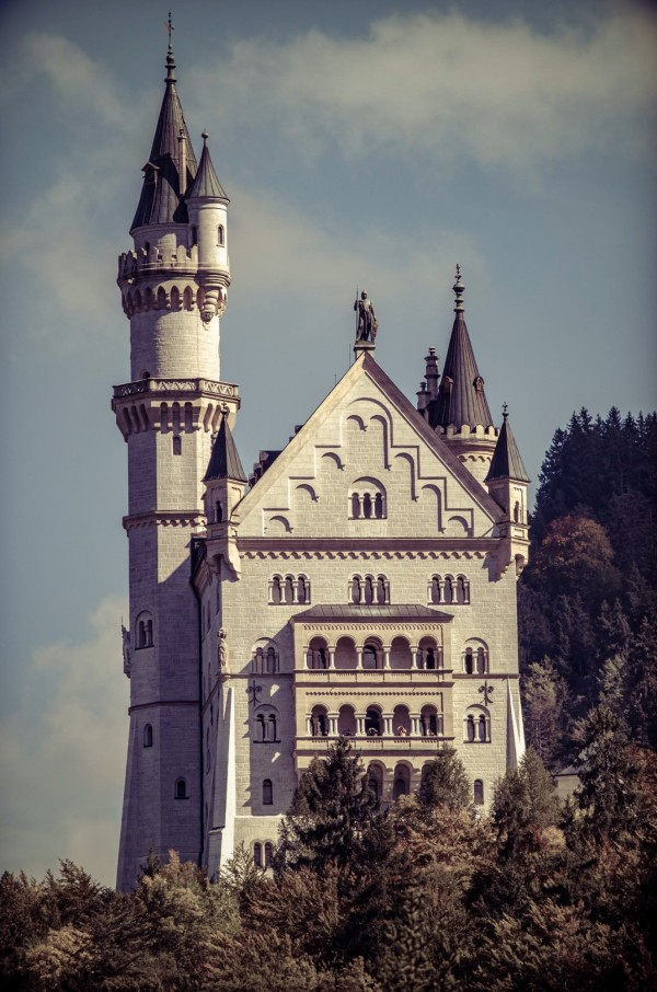 German fairytale castle by By the C Media