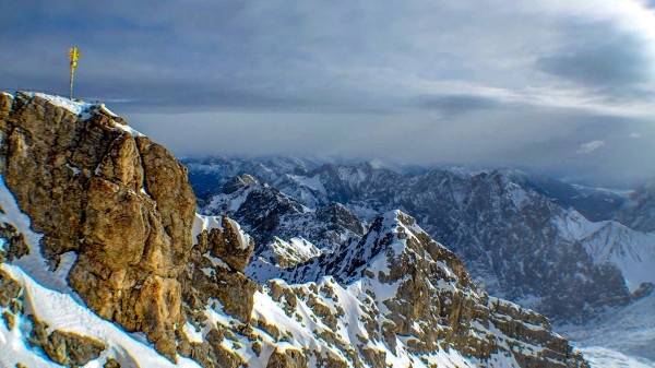 Zugspitze by By the C Media