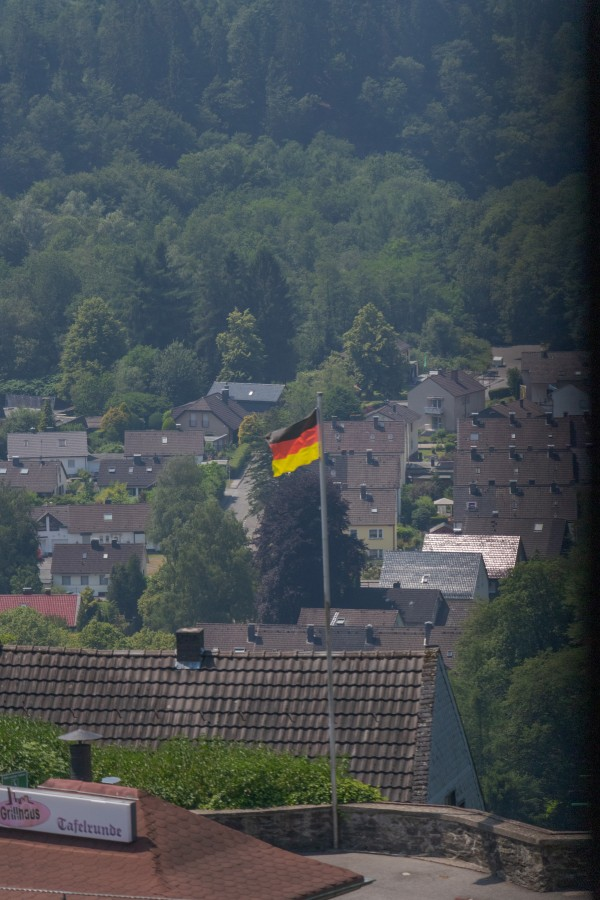 German Flag by C-Nick Photography