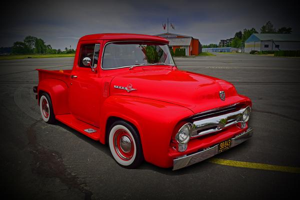 1953 Ford Pickup Digital Download