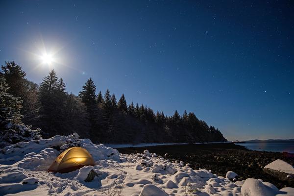 Starcamp by Caleb Nagel