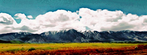 Sierra Spring by Cammie Rayas