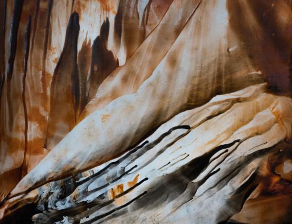 The Secret Cavern - La Caverne Secrete by Carole Ledoux Photography