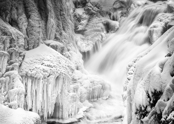 Cascade by Carole Ledoux Photography