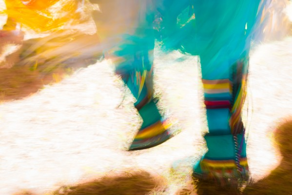 Fire Dance - Dance du Feu by Carole Ledoux Photography
