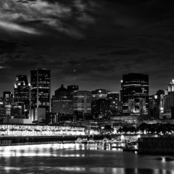 One Night in Montreal - Une Nuit a Montreal by Carole Ledoux Photography