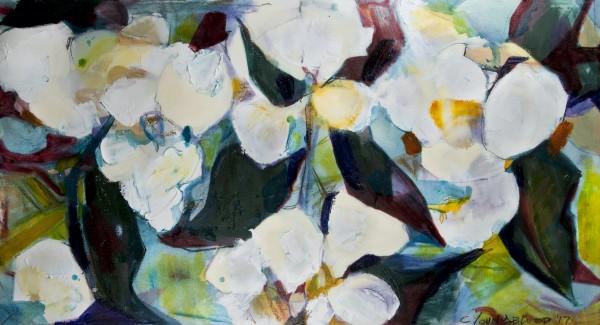 Louisiana Cubist Magnolia Digital Download