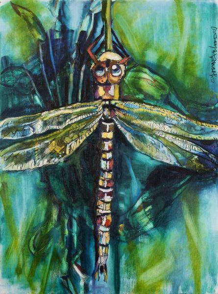 Louisiana Dragonfly Digital Download
