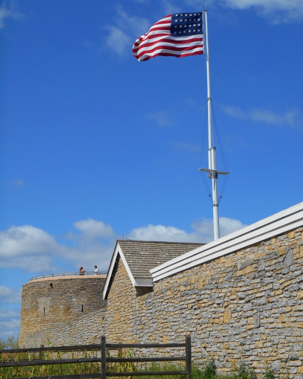 Historic Fort Snelling by Castle Green Enterprises