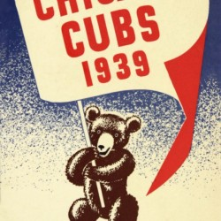 1939 Chicago Cubs Roster by Chad Dollick
